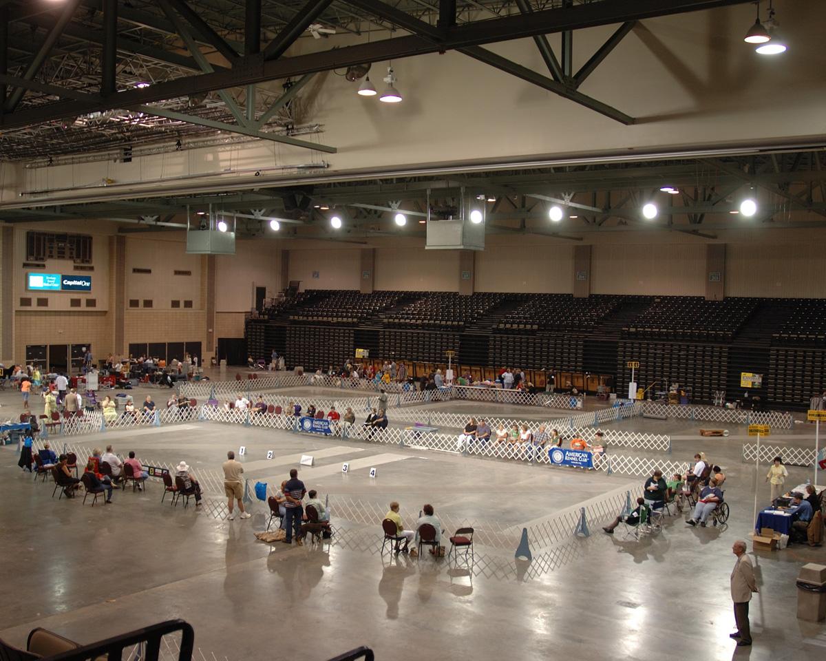 Houma Terrebonne Civic Center 07dogshow
