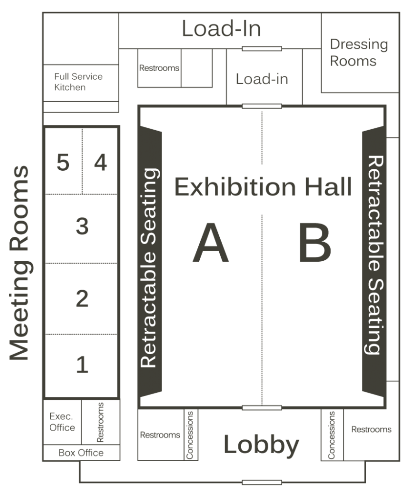 Houma-Civic-Center-Floor-Plan