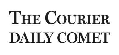 THE COURIER AND DAILY COMET