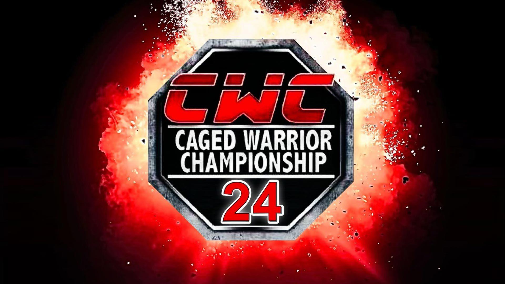 CWC Caged Warrior Championship 24