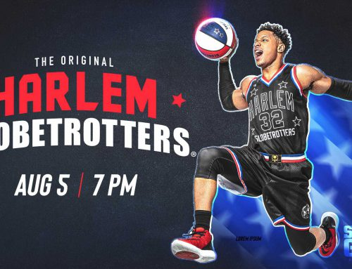 Tickets on sale for Harlem Globetrotters, Aug 5