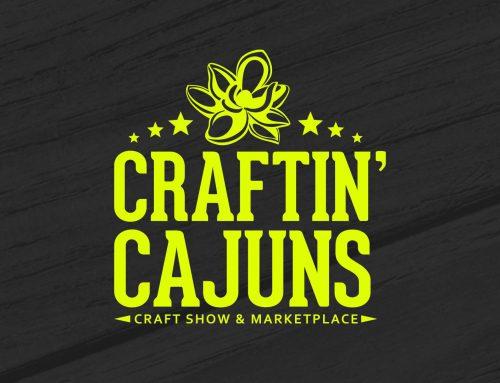 Craftin' Cajuns Indoor Craft Show & Marketplace #6, July 10, 2021