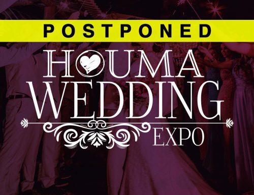 Houma Louisiana Wedding Expo Postponed Due to Hurricane Ida